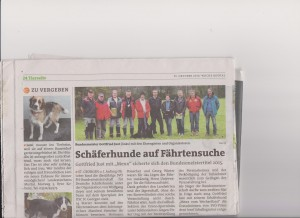 Noch ein Zeitungsbericht von der SVÖ-FH Bundesmeisterschaft 2015 002
